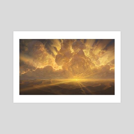 Dawn by Noah Bradley