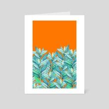 Nevertheless - Art Card by 83 Oranges