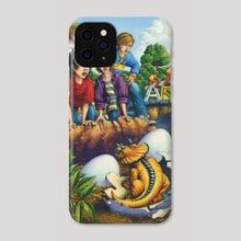 Hatchling - Phone Case by Tom Barrett