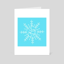 STAY COOL - Art Card by Dylan Morang