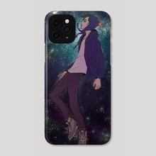 spaceboy - Phone Case by irondude