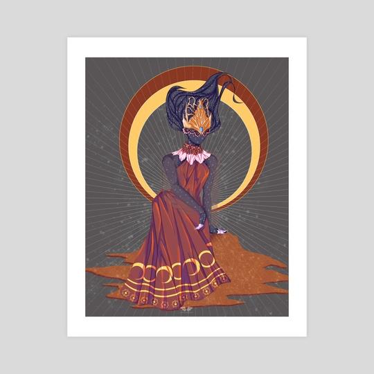 Dark Queen by Bloom Illus