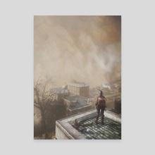 Final words - Canvas by Zero Fox