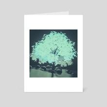 nosnonono - Art Card by drewmadestuff