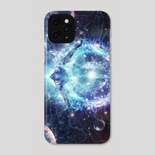 All From Nothing, We Became Something - Phone Case by Cameron Gray