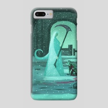 Crossbreed Priscilla - Phone Case by Daniel Shaffer