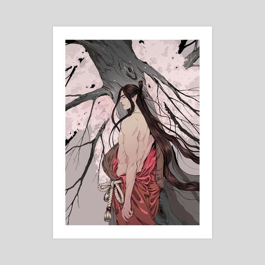 Tengu by Katharina Ortner