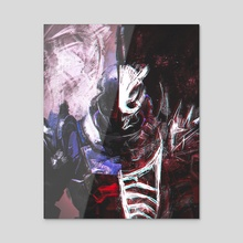 Our Monsters - Acrylic by This Is Nightfall