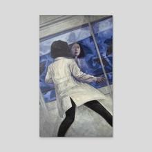 Mara's Shadow - Acrylic by Quintin Gleim
