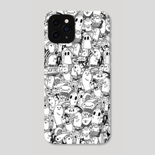 Be awesome - Phone Case by Tessa Shearer