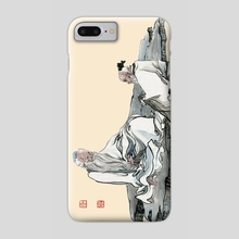 Chinese Figure - 1 - Phone Case by River Han