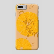 Lemon - Phone Case by Serine + Sabine ...