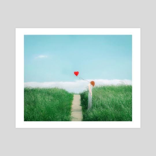 the burden of love by Sergey Fett