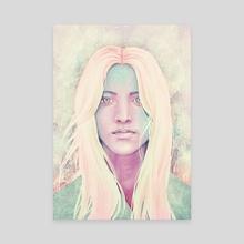 Asteria - Canvas by katie sanvick