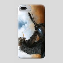 Battlejacket - Phone Case by John Sidoryk