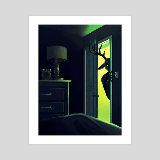 Nightmare Fuel by Kristin Patoni