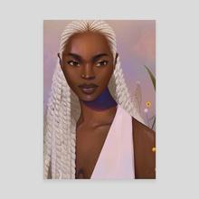 Orisa - Canvas by Renike