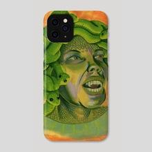 Gorgon - Phone Case by Stephanie Gobby