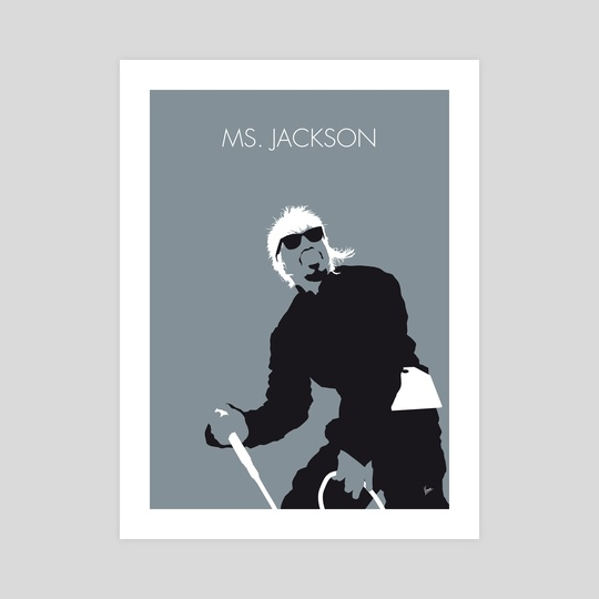 No167 MY Outkast Minimal Music poster by Chungkong