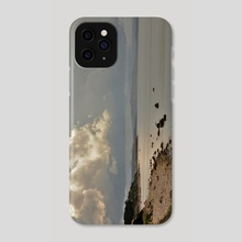 rolling in - Phone Case by William Tyler