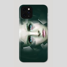 You are Mine - Phone Case by Kristina Toxicpanda