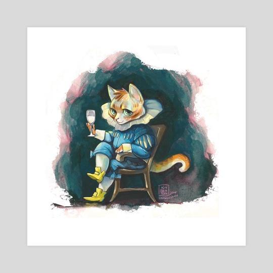 Van Kitten by Kit Seaton