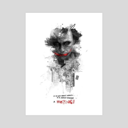 Shadow collection : The Joker by Julien KALTNECKER