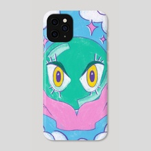 Precognition - Phone Case by Chrissy Curtin