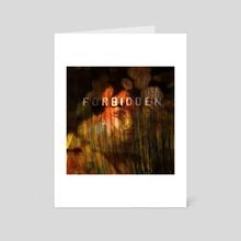Forbidden Art - Art Card by Bruce Rolff