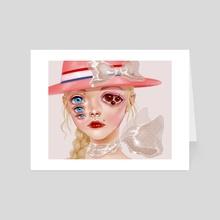 Six Eyes - Art Card by Saccstry