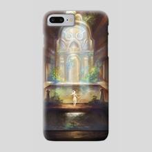 Origins - Phone Case by Allison Chin