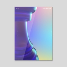 No13 : Rook - Acrylic by ARTFRMBRDM