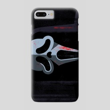 Do You Like Scary Movies? - Phone Case by Alan Defibaugh