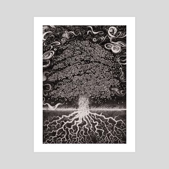 Tree by Andrew Ken Stewart