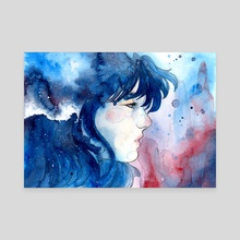 Fanart: GRIS - Canvas by Sin Ribbon