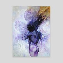 Astaroth - Canvas by Jim Pavelec