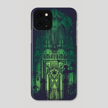 The Song Of Bats - Phone Case by Robson Borges