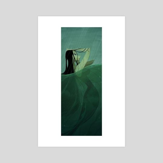 Mermaid by Jason McLean