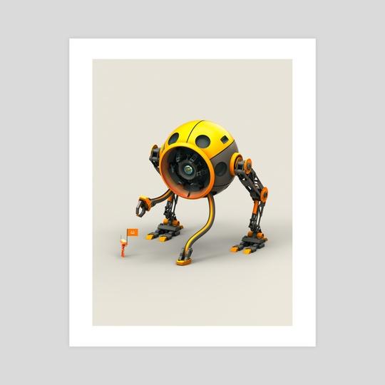 ARC-Robot #39 by Jarlan Perez