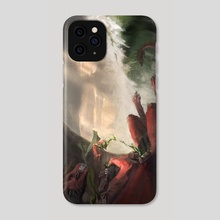 Dragons See Ghosts - Phone Case by Nomax