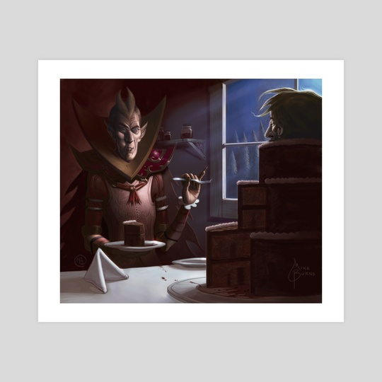 Count Chocola by Mike Burns