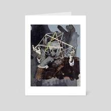 Ivan Pavlov - Art Card by Kevin Storrar