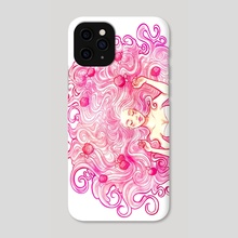 Pink - Phone Case by Frederike Weissmann