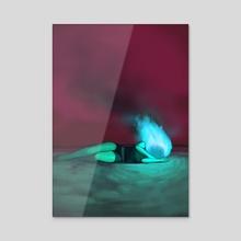 cauterization - Acrylic by ocatg_