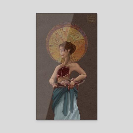 Saint Agatha by Foolish Mortal