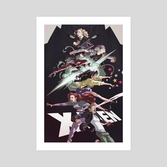 X-Men: Apocalypse by Kenny Park