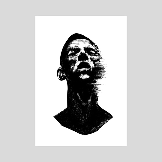 Analog Vs Digital No.1 by Dominik Schumacher