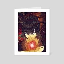 Response - Art Card by Ambratolm