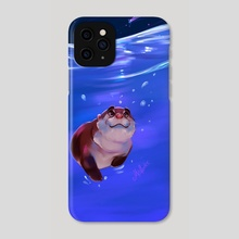 Shooting Star! - Phone Case by Indira Muzbulakova