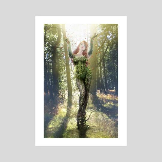 Ivy's Genesis by Andrew Dobell